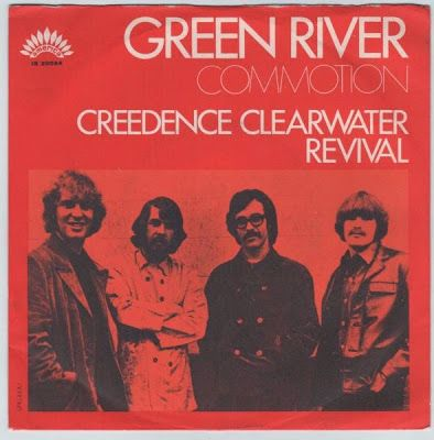 Green River is the sixth single of Creedence Clearwater and the opening track of the album of the same title.