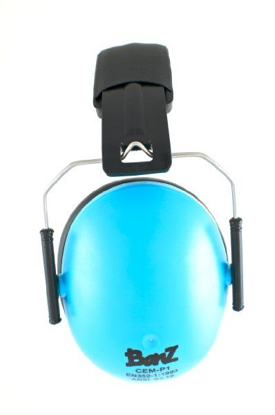 Baby Banz Hearing Protector Earmuffs for during loud concerts