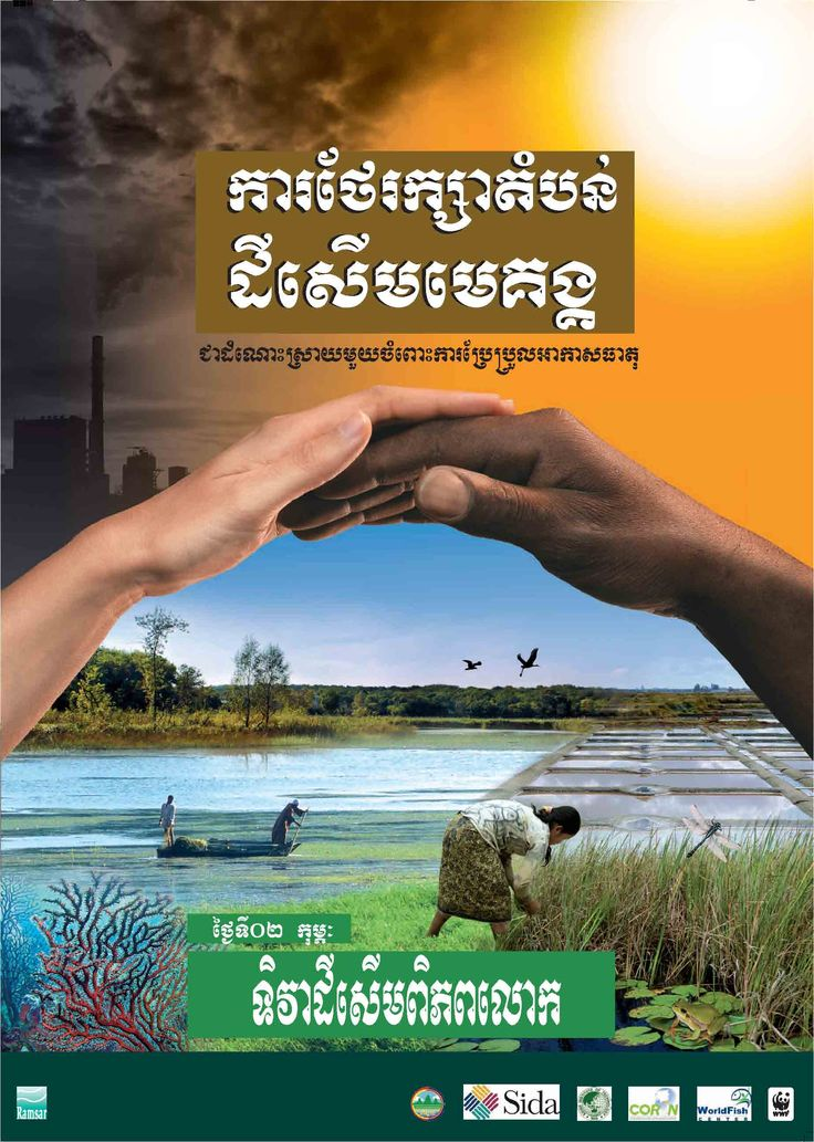 Ramsar Convention - Customizing WWD