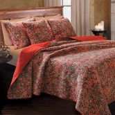 Found it at Wayfair - Persian Quilt Set