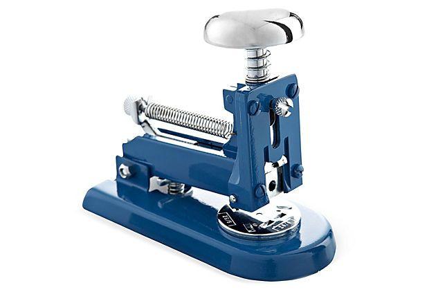 Blue Stapler on OneKingsLane.com | For home | Pinterest ...