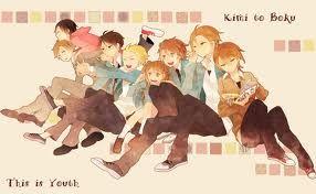 Kaname , Chizuru , Shun, Yuki ,Masaki , Yuta ,Azuma-sensei and Akira