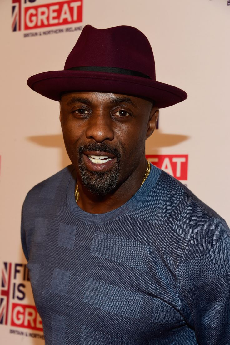 Idris elba attends the film is great reception at fig olive on february 26
