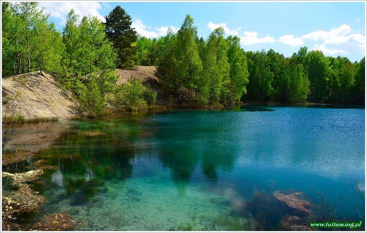 Geopark Łęknica (lubuskie)