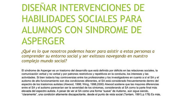 DISEÑAR INTERVENCIONES DE HABILIDADES SOCIALES PARA ALUMNOS CON SINDROME DE ASPERGER.pdf