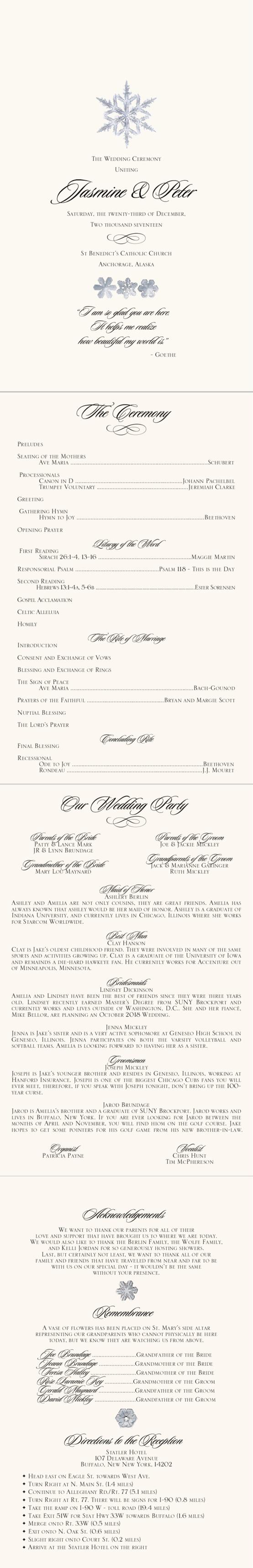 Wonderful 11 best wedding programs images on Pinterest | Catholic wedding  AI07