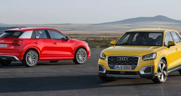 Audi's New Q Family Member: A new Audi Crossover that doesn't look like the others ones