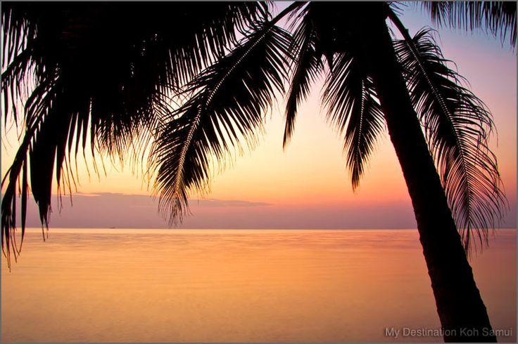 5 Islands Sunset, Koh Samui
