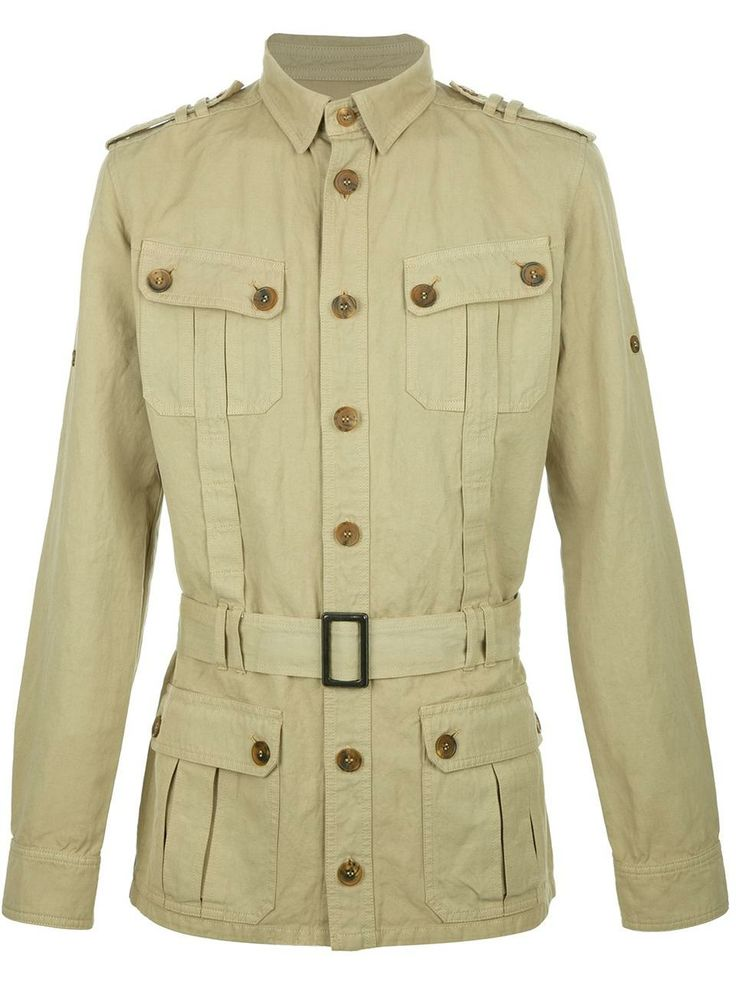 Mens military style jackets for sale
