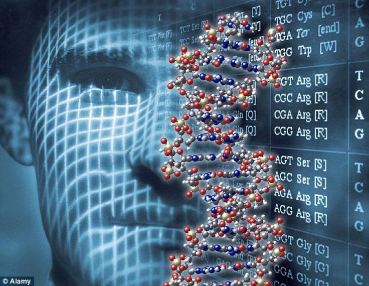 Mystery of our 145 'alien' genes: Scientists discover some DNA is NOT from our ancestors – and say it could change how we think about evolution