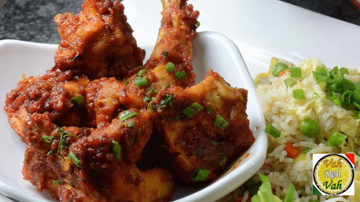 Ginger Chicken fry recipe is made combining the flavors of sliced ginger, ginger and garlic paste, green chillies, curry leaves, onions and black pepper to create an amazingly coating to the chicken pieces. Click here for recipe: http://www.vahrehvah.com/ginger-chicken http://www.youtube.com/watch?v=FhLLwhS_mvo  All chicken recipes: http://vahrehvah.com/search/chicken http://www.youtube.com/watch?v=iJUdcbCoIcA&list=PLecDmWZ6vbWT4BVSgQeDzvbZqSPq-hvxR