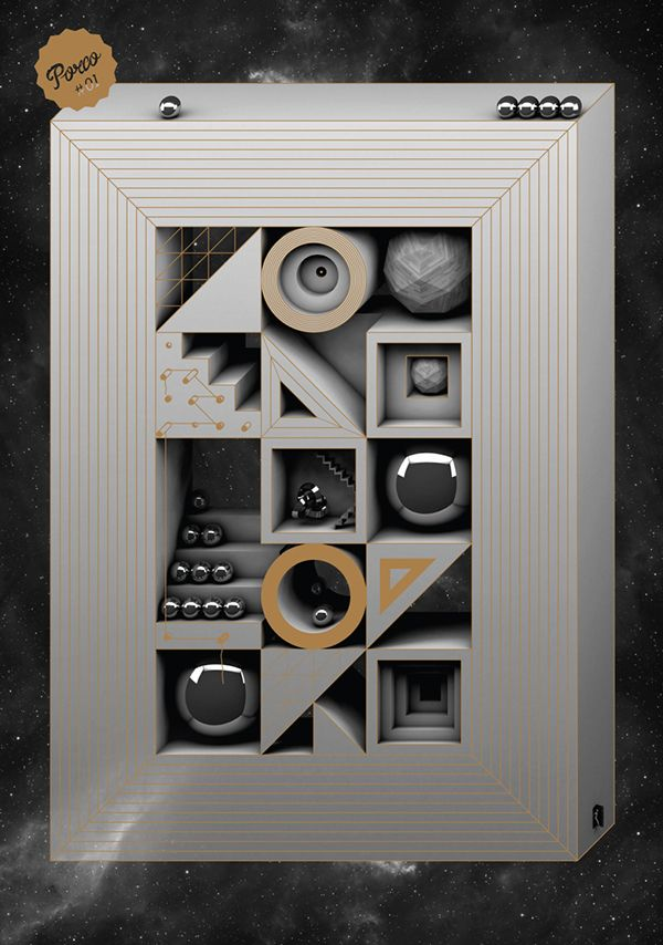 Playful Space! on Behance