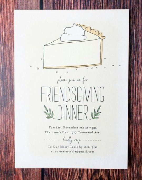 lets give thanks, envelope, minted, friendsgiving, thanksgiving, invitations, invites, friendsgiving invites with minted