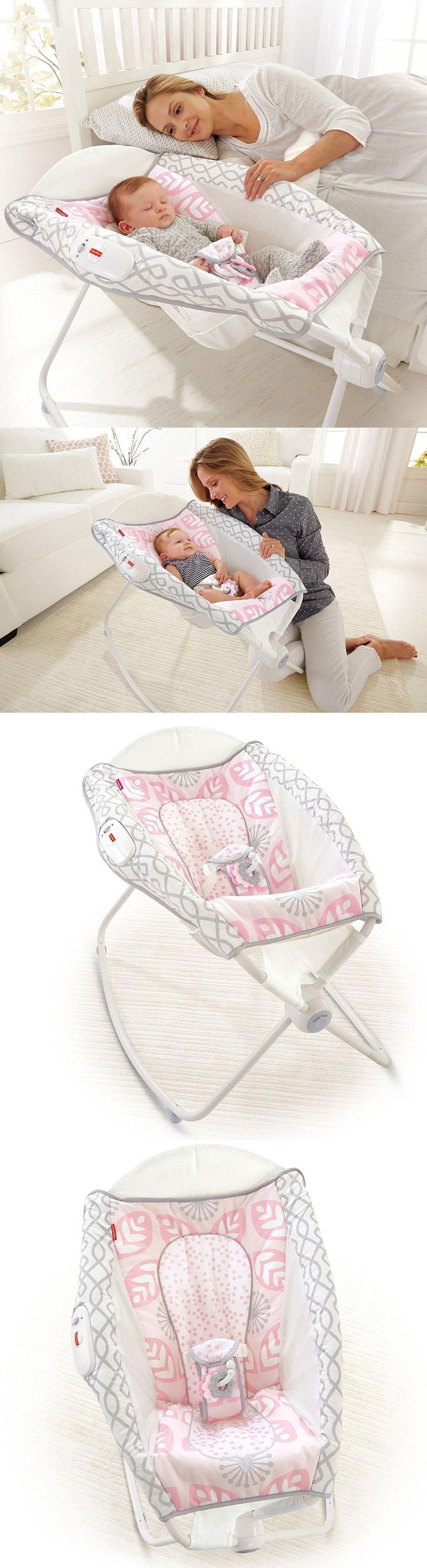 Baby: Rocking Baby Sleeper Toddler Rocker Newborn Cradle Infant Crib Bed Nursery Play -> BUY IT NOW ONLY: $68.29 on eBay!