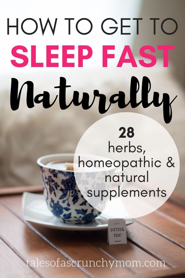 Get Better Sleep with Herbs, Homeopathy and Natural