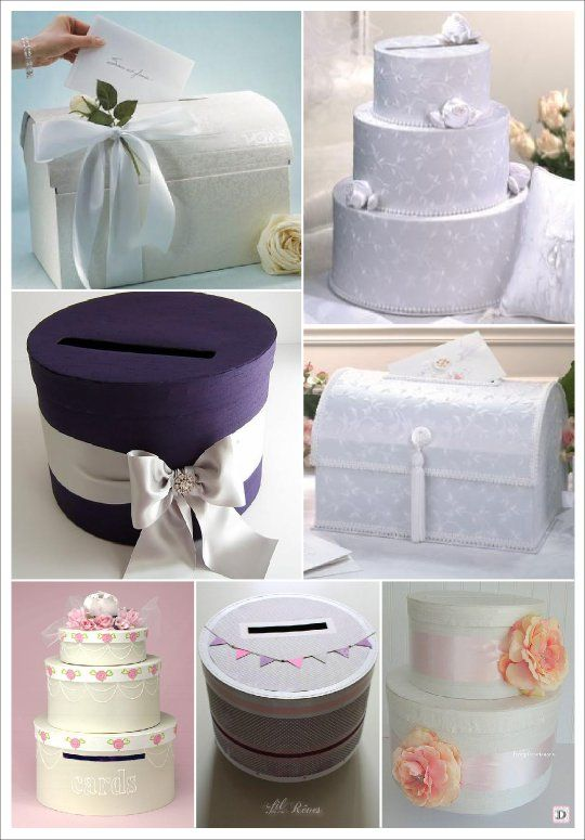 urne mariage boite chapeau ronde coffre piece montee gateau