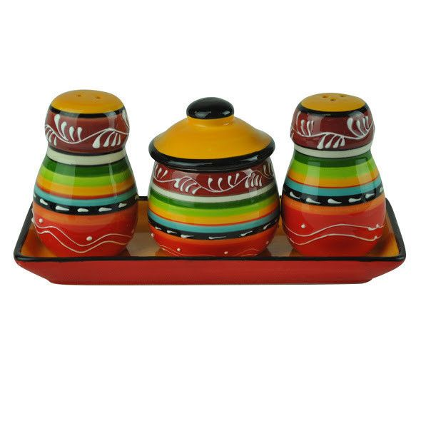 La Cocina Condiment Caddy Set