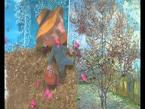 Biografia de Van Gogh per a nens de 5 anys, basada en el conte Per l'amor de Vincent de Brenda V. Northeast.