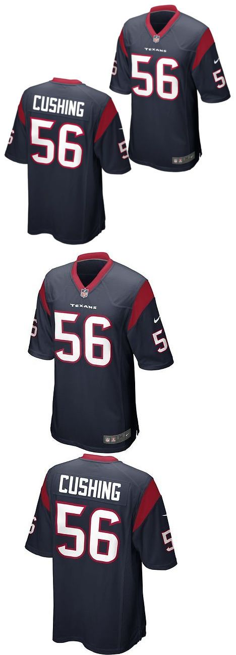 Tops Shirts and T-Shirts 175521: Nike Nfl Kids Houston Texans Brian Cushing # 56 Game Jersey, Navy -> BUY IT NOW ONLY: $39.99 on eBay!