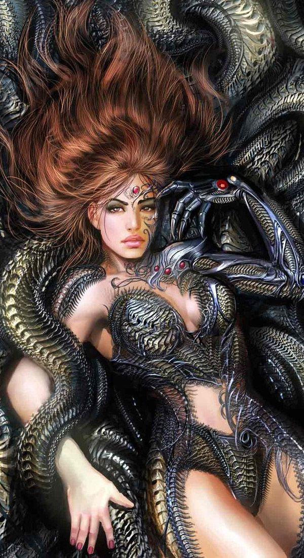 Comic Fantasy | Fantasy Comic Book Art Featuring Stjepan Sejic | Fantasy Inspiration