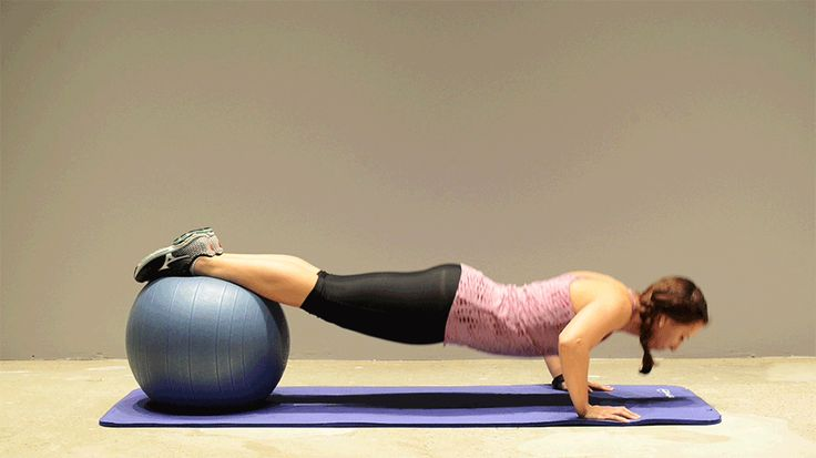 "Note from TeamMona: Huff Post says these are ""9 of the Best Stability Ball Exercises You're Probably Not Doing,"" UNLESS, that is, you've been to my Core Express Class! Check'em out. :-) www.teammona.com #allBall #core"