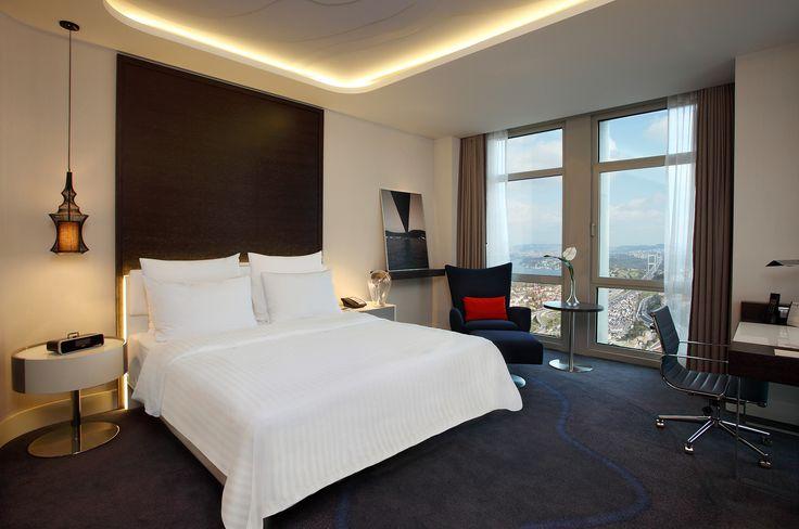 Le Méridien Istanbul Etiler-Suite-Bedroom Detail