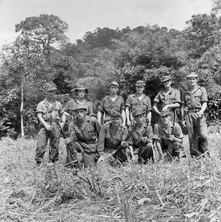 THE MALAYAN EMERGENCY, 1948 -1960