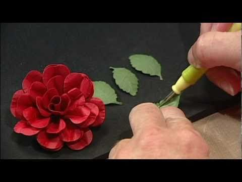 McGill - Paper Blossom Punches > Tools > Paper Crafts - The Fox Collection - Australia's premier online needlework and craft catalogue