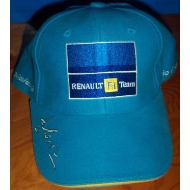 YDC 146 Flavio Briatore Renault F1 cap supporting Autism East Midlands Listing…