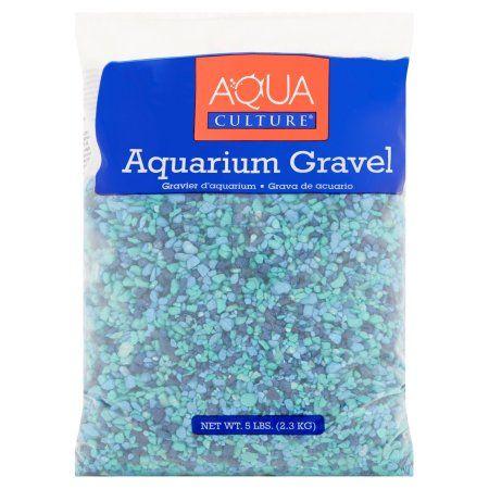 Stoney River: Epoxy Coated Aquarium Gravel, 5 Lb, Multicolor
