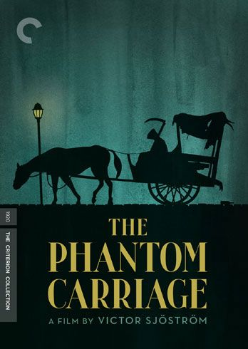 The Phantom Carriage. This film greatly influenced Ingmar Bergman, and it's special effects are amazing for that time period.