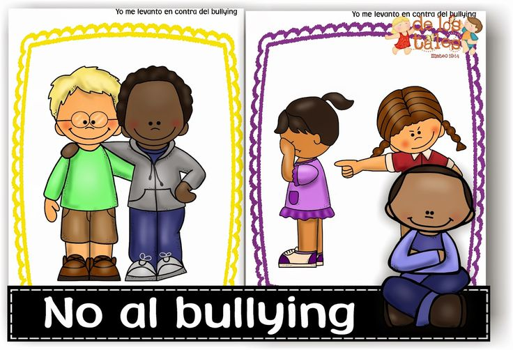 Activities For Kids To Learn About Bullying