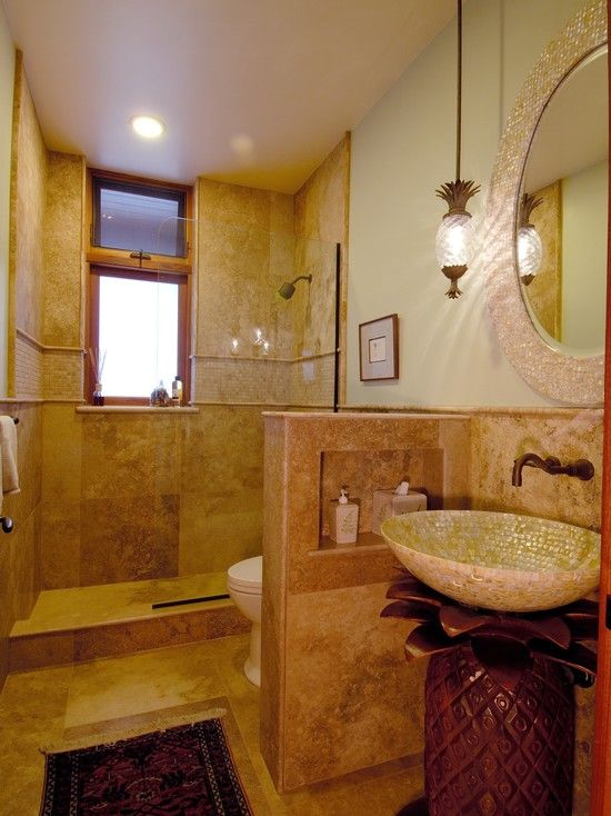 101 best images about bathrooms on pinterest bathrooms for Bathroom designs 8x8