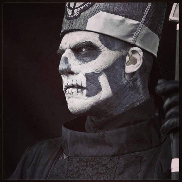 Papa Emeritus II ♥ | Ghost ♫ | Pinterest