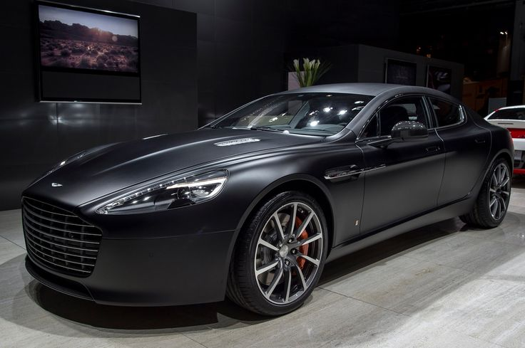 The Aston Martin Rapide S looking incredible at #ParisMotorShow - Discover: http://www.astonmartin.com/cars/rapide-s #AstonMartin