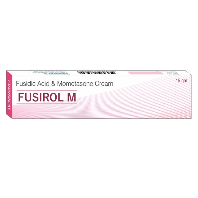 Composition : Fusidic Acid 2% + Mometasone 0.025% Cream - Contact us at http://tntlife.in or email us at carltondermatology@gmail.com