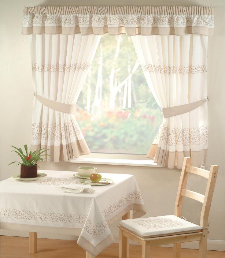 Dise os de cortinas para la cocina hay dise os de for Disenos de cortinas de cocina
