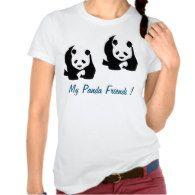 Women Panda T-Shirt