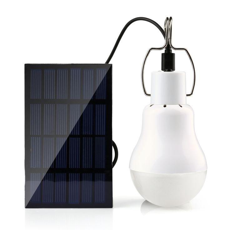 Inspirational Solar Panel Camp Tent Nachtangeln Licht Solarenergie Lampe Led beleuchtung Watt LM Solar Powered