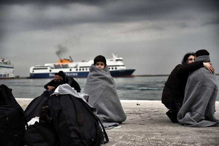"""Griechische Inseln Lesbos und Chios: """"Wir leeren die Camps so schnell, wie wir können"""" - SPIEGEL ONLINE - Politik"""