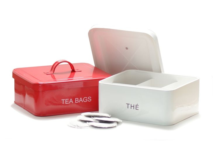 Teabag Box in White | The Art of Home $24.95 | 1 Requested | 0 Purchased