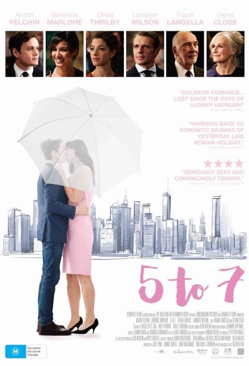 5 to 7, Movie Poster