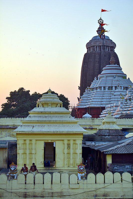 jagannath temple, puri, odisha, india #hindu