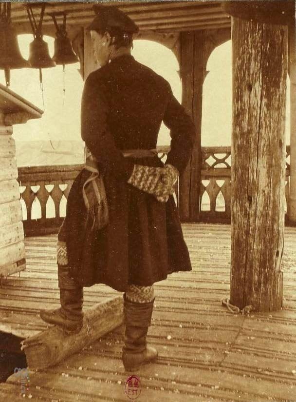 Путешествие на север. Николай Шабунин, 1906 год