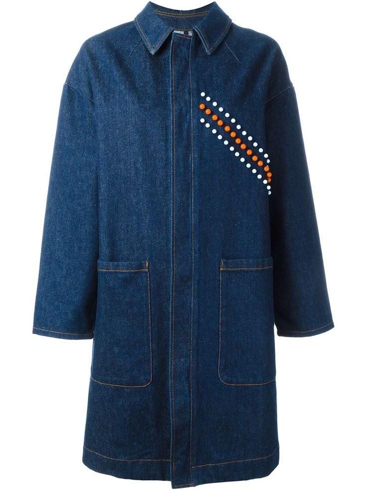 デニムパーカーコート | レディース - アウター - デニムジャケット | 海外通販ならLASO(ラソ)