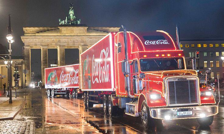 coca cola weihnachtstruck 2016 | -Ziegenhain. Zum 30. Jubiläum besucht der Coca-Cola Weihnachtstruck ...