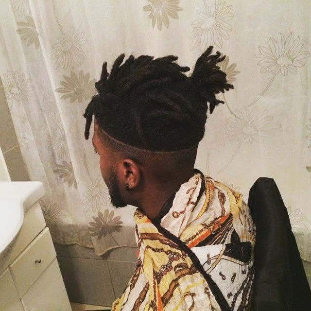 Haircut For My Brother Step 1 Hairspiration Pinterest
