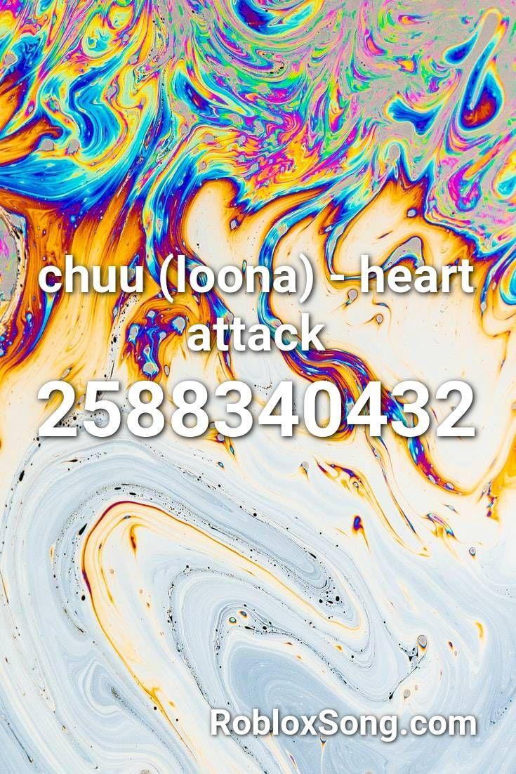 heart attack roblox id