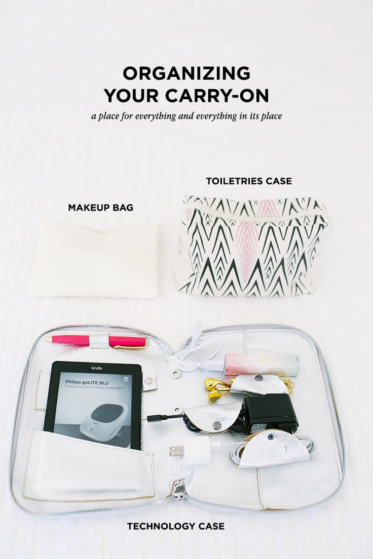 How to de clutter your beauty cabinet kendi everyday - 3 Simple Tips For Packing Your Carry On