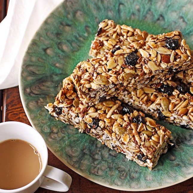 6 Simple and Succulent Homemade Energy Bars  | Skinny Mom | Where Moms Get the Skinny on Healthy Living